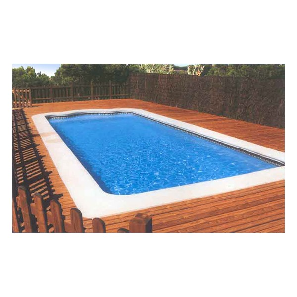 Piscina de fibra de vidrio modelo c 9 amusement logic store for Modelos de piscinas de fibra de vidrio