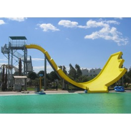 EAGLE SLIDE - WATER SLIDE