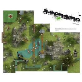 ADRENALINE - PAINT BALL COMPETITION FIELD