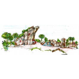 URBAN PARK - URBAN CLIMBING CIRCUIT