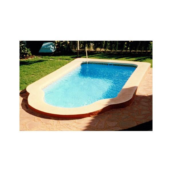 Piscina de fibra de vidrio modelo c 6 amusement logic store for Modelos de piscinas fibra de vidrio