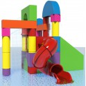 SPRAY BLOCKS INTERACTIVE PLAY STRUCTURE – MOA
