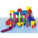 SPRAYBLOCKS INTERACTIVE PLAY STRUCTURE – BAULE
