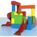 SPRAYBLOCKS INTERACTIVE PLAY STRUCTURE – LINDI