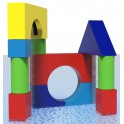 SPRAY BLOCKS AQUATIC PLAY ELEMENT  – CITY