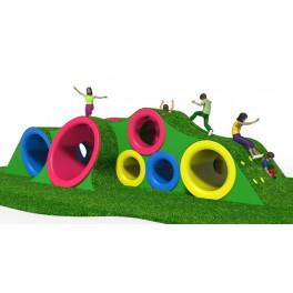 GRASSDEN – CHILDREN'S GAME STRUCTURE