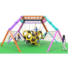 HEXLAND – PLAY STRUCTURE
