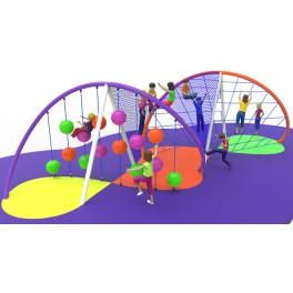 MINI TWISTLINE - CHILDREN'S PLAYGROUND GAME
