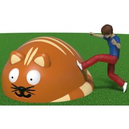 CAT (LARGE) - FUNCLAN PLAYGROUND FIGURE