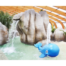 AQUATIC ANIMAL FIGURES FOR LEISURE PROJECTS