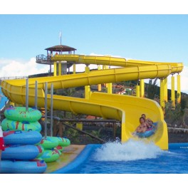 CRAZY RIVER - WATER SLIDE