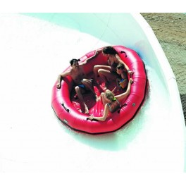 MEGA FAMILY RAFT - WATER SLIDE