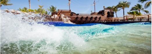 Máquinas de ola y surf