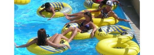 Flotadores - Parques acuáticos