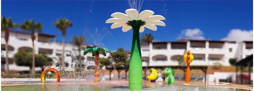 Spray Toons juegos acuáticos