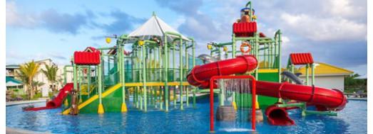 WaterParty juegos acuáticos interactivos